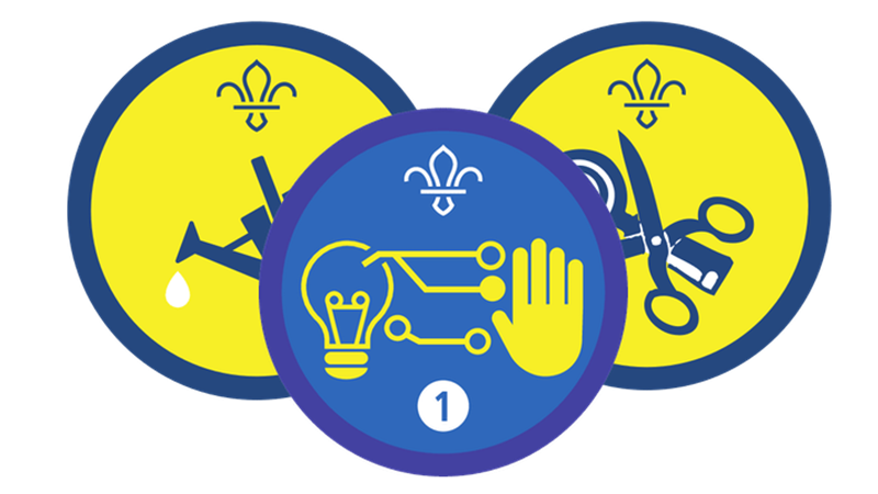 Beaver Activity Badges