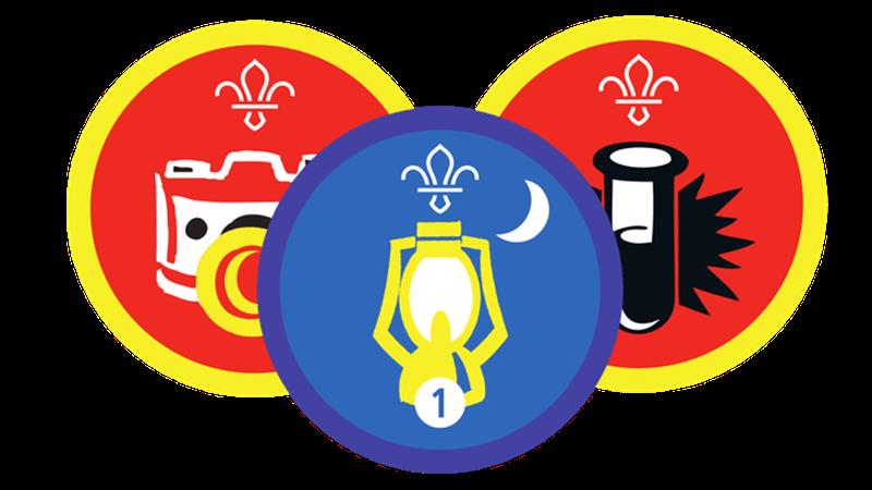 Cub Activity Badges