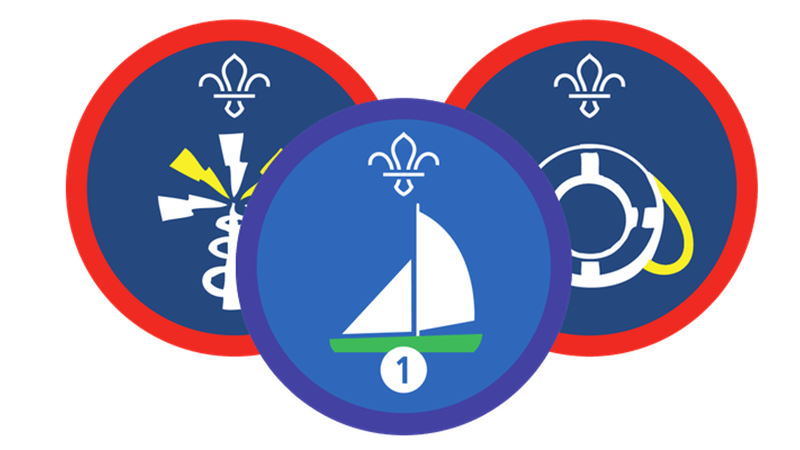 Scouts Activity Badges